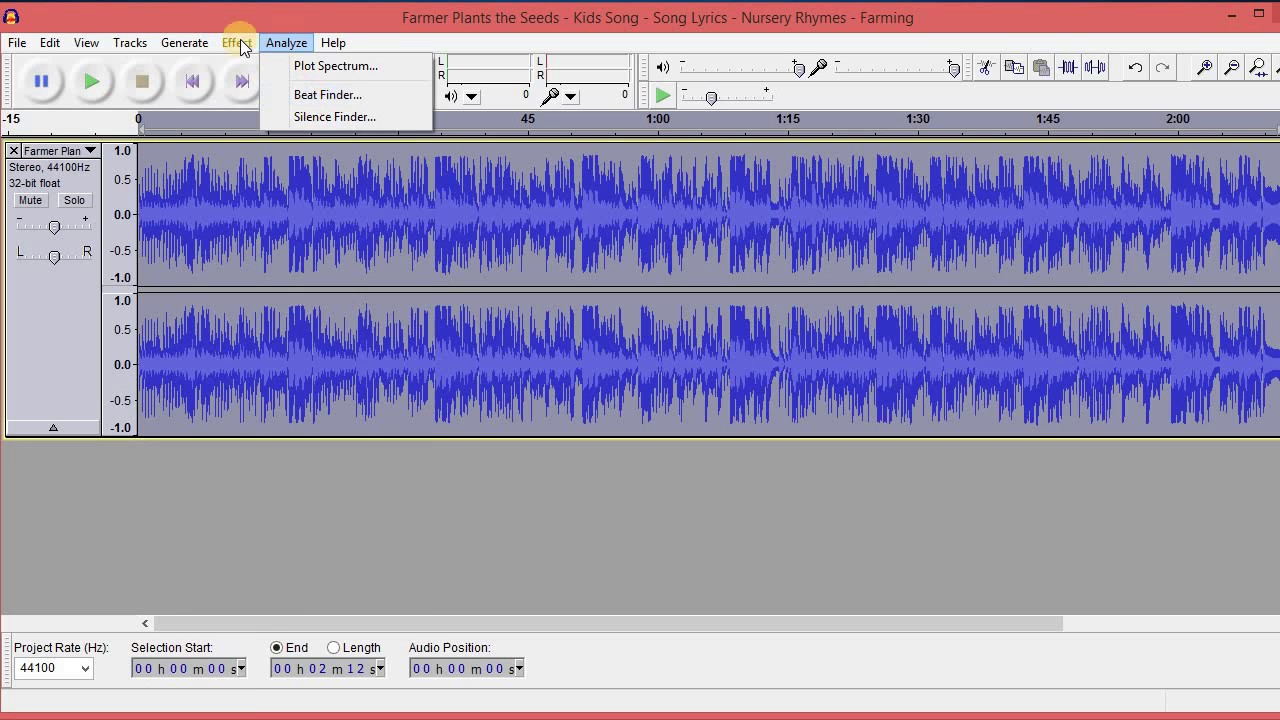 How to download plugins for audacity