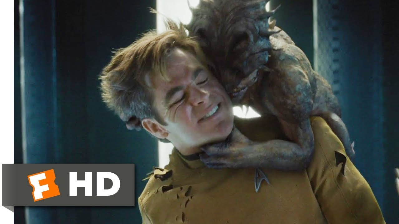 Download Star Trek Beyond (2016) - The Peace Offering Scene (1/10)   Movieclips