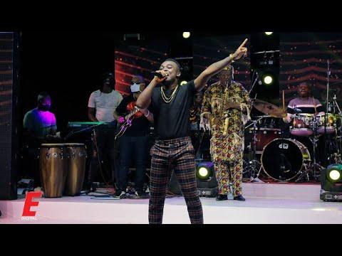 Download Aslay Aichapa SALOME ya Saida Karoli LIVE KWENYE STAGE YA KIPINDI CHA HOMA TV E #Aslay
