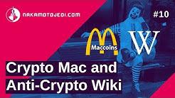 Big Mac for Maccoin Wikipedia against BTC –crypto news today