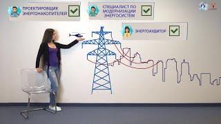 Видеофильм о профессиях для старшеклассников - ТРАНСПОРТ БУДУЩЕГО (оператор кросс-логистики)
