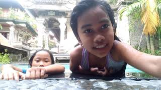 Vlog renang with my friends