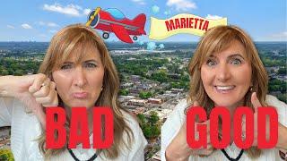Pros & Cons of Living in Marietta, Georgia - 2021 Edition