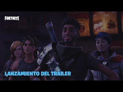 Fortnite - Tráiler del Lanzamiento