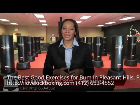 Good Exercises for Bum Pleasant Hills, PA