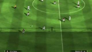 Fifa 09 pc gameplay movie 1