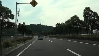 国道196号 下り その3 愛媛県松山市・北条→松山市役所前(終)