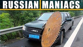 Meanwhile in Russia Compilation - Funniest Fails 2020 (Things go horribly wrong!)