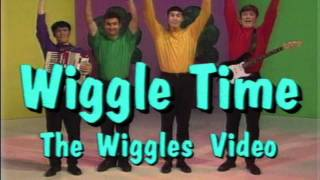 The Wiggles - Get Ready To Wiggle Instrumental 1991 (Remake)
