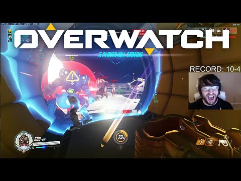 Overwatch MOST VIEWED Twitch Clips of The Week! #74