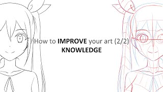How To IMPROVE Your Art #2 KNOWLEDGE