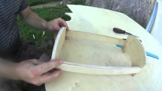 видео Кроватка для куклы своими руками: из фанеры, картона и дерева