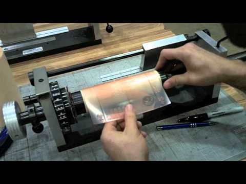 How To Mount A Flexo Plate