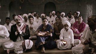 Aarti - Kaksparsh Marathi Movie - Sachin Khedekar, Medha Manjrekar