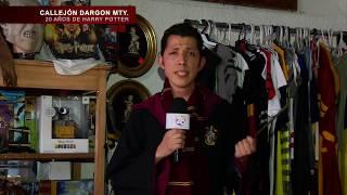 Reportaje - Callejón Dargon Monterrey   Francisco Garza