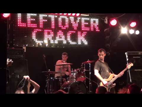 Leftover Crack - Live @ Moscow 20.07.2013