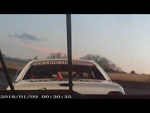 Menomonie Red Cedar Speedway Hornets Heat Race
