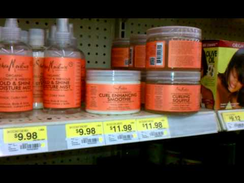 Walmart Pricing For Natural Hair Care Products Dedicated