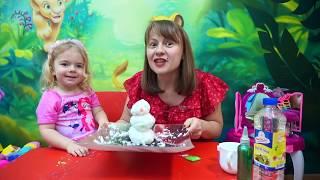 Cel mai frumos joc  pentru copii si parinti sau Mama si Anabella se distreaza