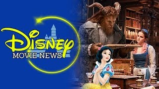Beauty And The Beast First Look, Live Action Snow White and More! - Disney Movie News 49