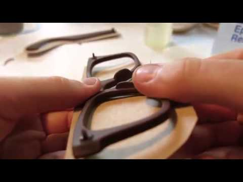How To Make Wooden Retro Sunglasses