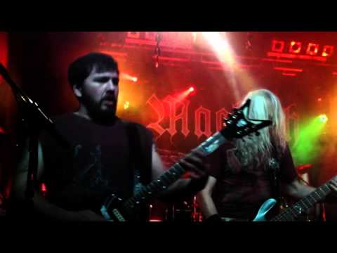 MACBETH - Macbeth (05.12.2015 Erfurt, Club From Hell)