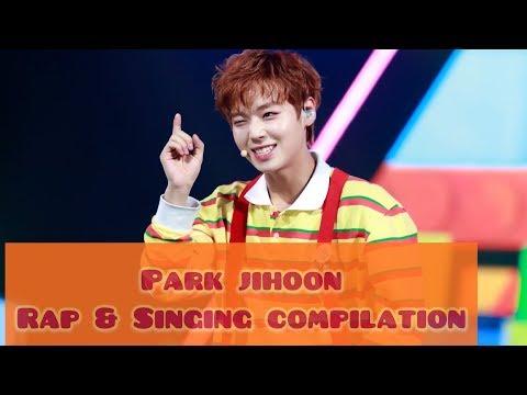 박지훈 Park Jihoon Singing & Rap Compilation 프로듀스101시즌2