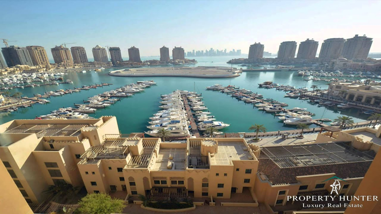 Studio Apartment Qatar studio apartment for sale at the pearl qatar/porto arabia doha-ref