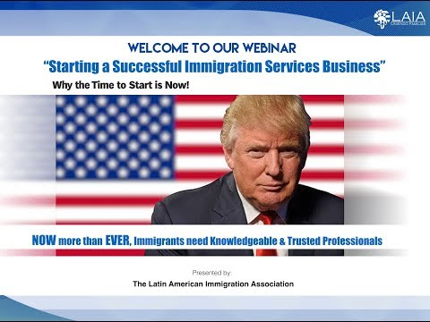 Starting a Successful Immigration Services Business