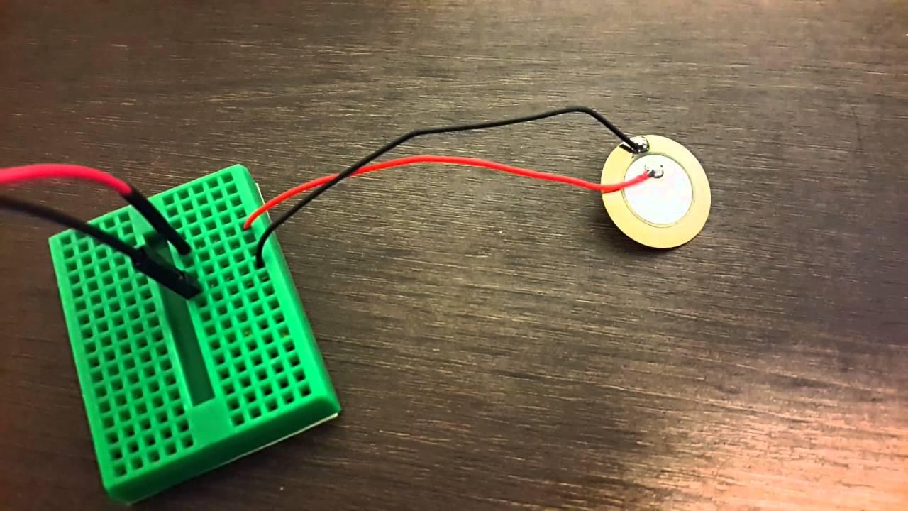 S133 Piezo Vibration Sensor Youtube Switch Wiring Diagram