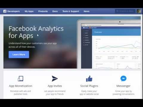 How To Create APP ID in Facebook Very Quick for android