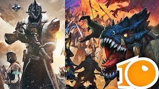 10 самых ожидаемых игр сентября 2017 | PERFECT 10
