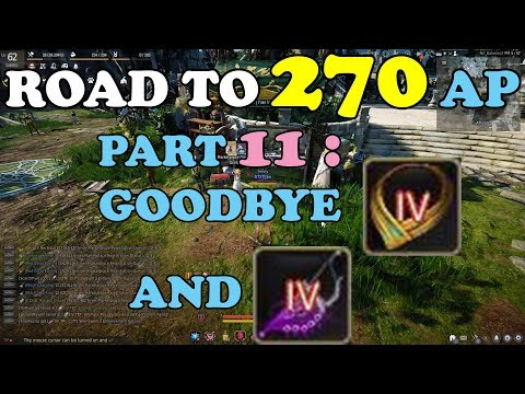 BDO - Road To 270 AP Part 11: Goodbye TET Serap and TET Kutum