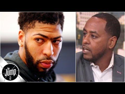 Danny Ainge's LeBron comments ruined Celtics' chance at Anthony Davis - Amin Elhassan | The Jump