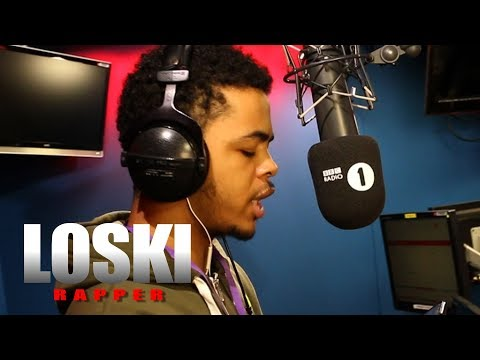 Loski - Fire In The Booth