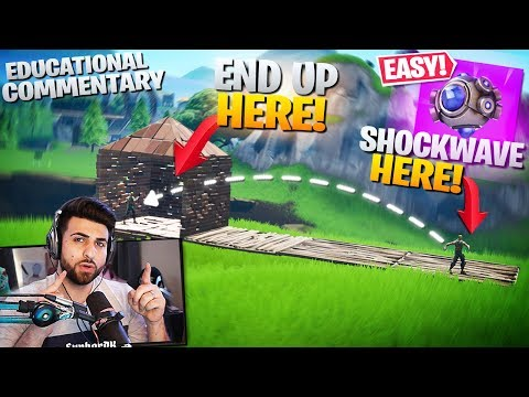 HOW TO WIN   Use This Trick To *OUTPLAY* Pros!! (Fortnite Battle Royale - Educational Commentary)