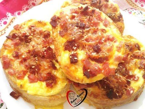 Bakina kuhinja - najbrži doručak od starog hleba
