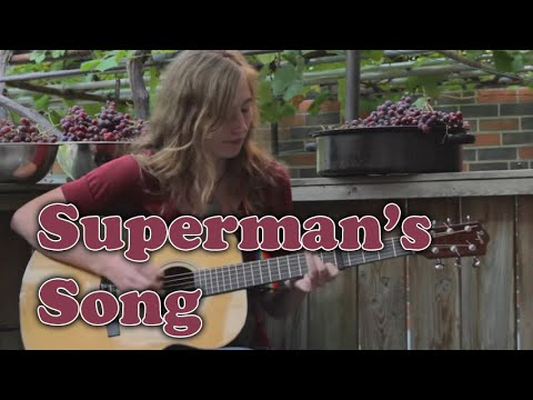 Superman's Song by Crash Test Dummies (Cover)