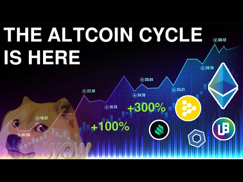Crypto Is Officially In A Bull Market   Altcoin Dominance Breaks 2½ Year Line Of Resistance
