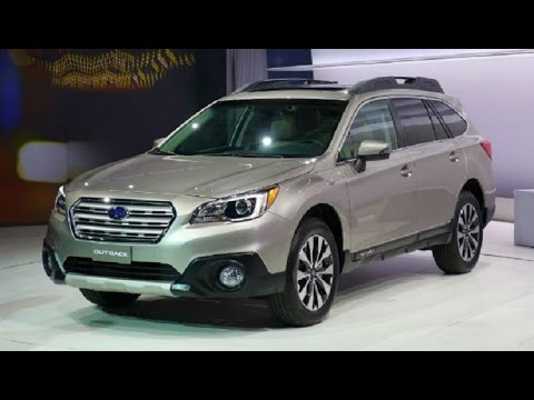 Best Cars Ever 2016 Subaru Outback Full Review