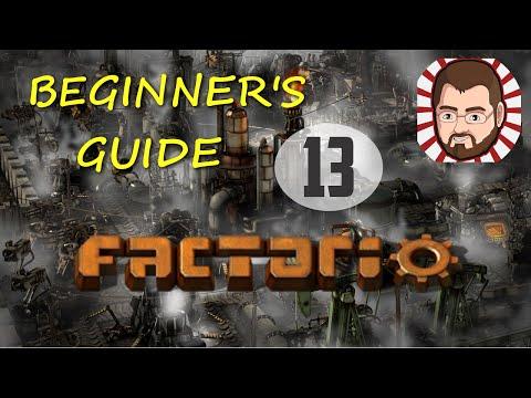 Factorio Beginner's Guide [13] Blue Science & Oil Cracking