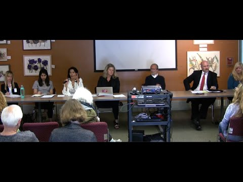 PPTFH June 8 2016 Meeting - Panel Discussion
