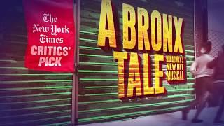 A Bronx Tale Tour