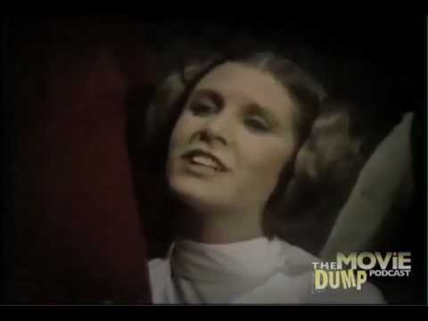 STAR WARS HOLIDAY SPECIAL: Princess Leia's Life Day song
