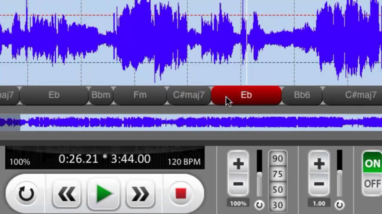 Song Surgeon Ver 5 Sneak Peak Chord Detection Youtube