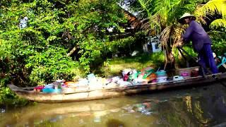 Sông Rạch Cần Thơ 4K Sony A6300 - hangocan Hà Ngọc Ẩn anhangoc