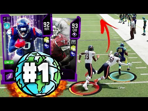 PLAYING THE #1 PLAYER IN THE WORLD OMG!! Madden 20 Gameplay