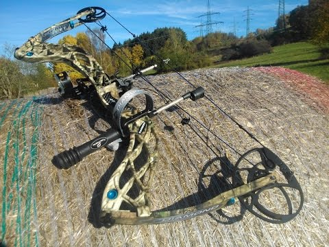 Compound bow review - Diamond carbon cure
