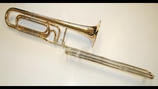 Review Of BBb/FF Contrabass Trombone