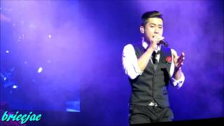 [Fancam] 이밤의 끝을 잡고 (Holding The End of Tonight) ~ FTTS in Pasadena Civic Auditorum